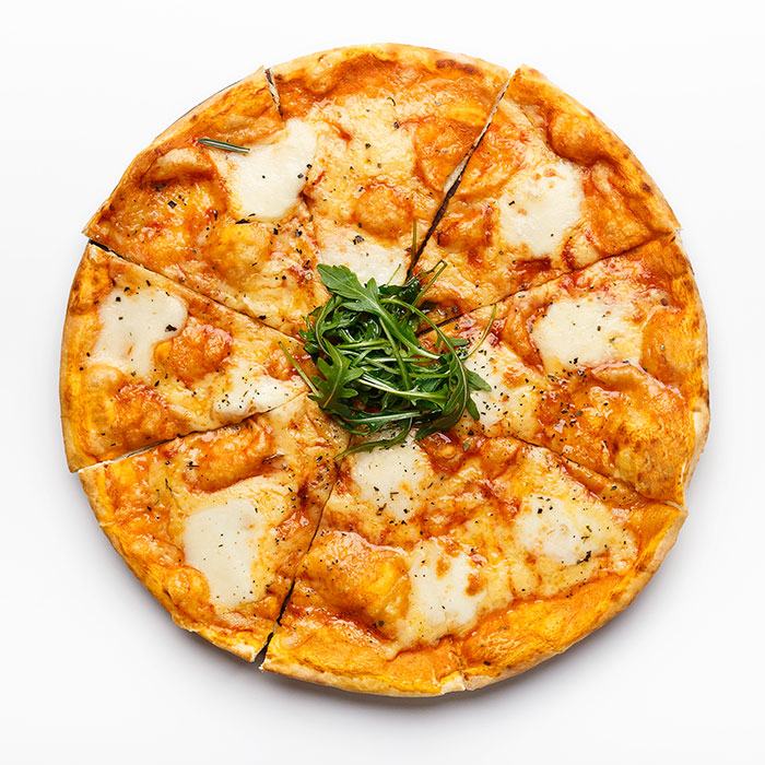 Butterfly Pizza